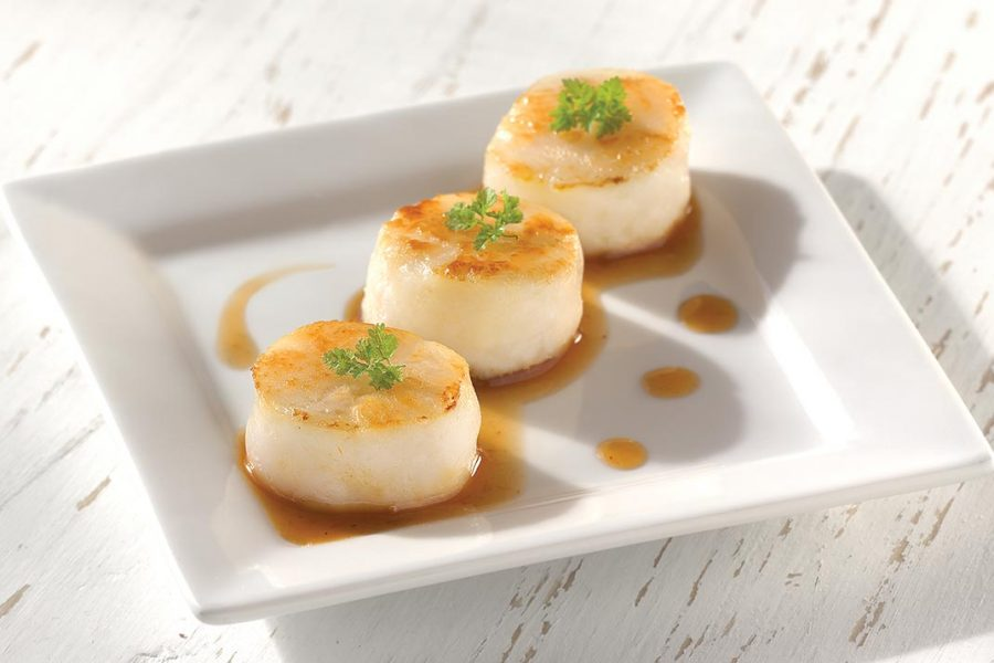 Scallop Medallions